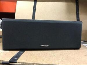 Precision Acoustics Classic Center Channel Speaker (CC24) - Black