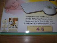 BOXED TOMY TSP500 SENSORY MOVEMENT PAD MONITOR