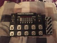 Guitar Effects Processor (Price Negotiable)