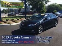 2013 Toyota Camry *One Owner SE* Leather*MoonRoof *SYNC