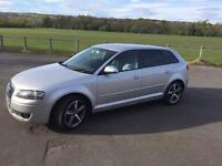 Stunning A3 1.9 Tdi - huge specs leather seat