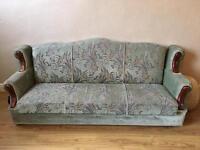3 x sofa/settees