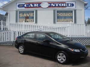 2014 Honda Civic HEATED SEATS BLUETOOTH VOICE ASSIST