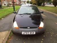 FORD KA STUDIO 1.3 2007 / 1 YEAR MOT / CHEAP TO RUN / ONLY £795