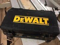Dewalt DW682 Biscuit Cutter *AS NEW*