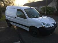 Peugeot partner van 1.6 hdi 56 reg excellent condition and driver
