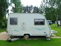Avondale dart 380 2 berth with awning, accessories and storage