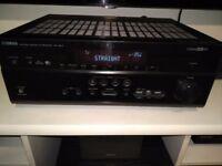 Yamaha RX-V677 networked AV Receiver