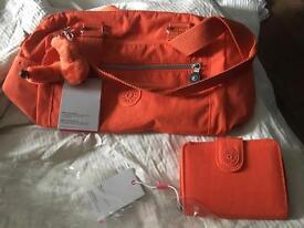 KIPLING BAG & PURSE BRAND NEW WITH TAGS