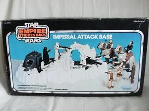 1980's: IMPERIAL ATTACK BASE - Star Wars THE EMPIRE STRIKES BACK