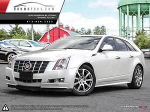 2014 Cadillac CTS 3.0L Luxury AWD WAGON