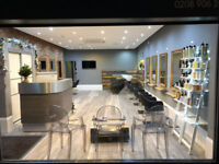 Chair to rent in newly refurbished salon in Mill Hill, North London