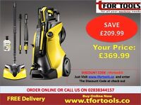 KARCHER k7 PREMIUM FULL CONTROL HOME PRESSURE WASHER K 7 13171050