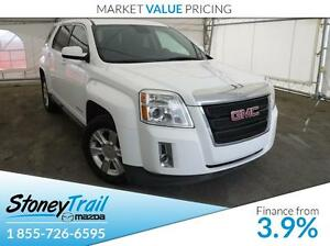 2012 GMC Terrain ALLOY WHEELS! BLUETOOTH! AUX & USB! LOCAL SUV!