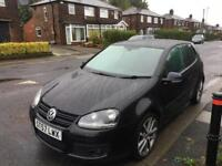 57 GOLF 1.4 GT TSI TURBO SUPERCHARGED