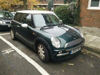 Min Cooper 1.6 - £1670 - Low Mileage 70k - Leather interior - Electric windows/mirrors