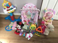 Toy bundle girls