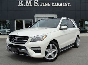 2014 Mercedes-Benz M-Class ML350 BlueTEC 4MATIC| AMG SPORT| sold