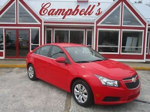 2014 Chevrolet Cruze LT AUTOMATIC AIR CRUISE PW PL PM