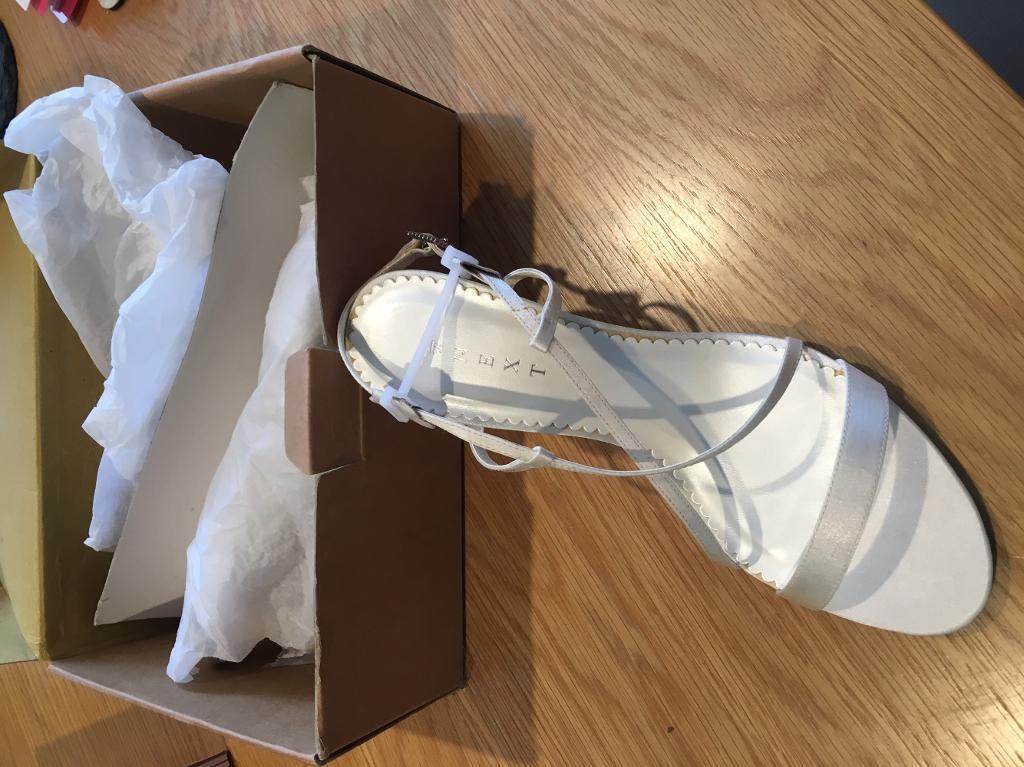 BNIB Next size 5 White Shoes