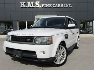 2011 Land Rover Range Rover Sport HSE LUXURY| EXTENDED WARRANTY