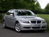 2007 (07) BMW 3 Series 330 3.0i SE Auto Clean Title