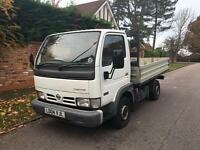 NISSAN CABSTAR 34.10 SWB TRUCK 2004 70k EXPORT 1 OWNER 2004 GOOD SOILD TRUCK