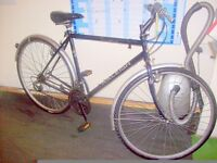 RALEIGH HYBRID NEW TYRES FULLY RESTORED