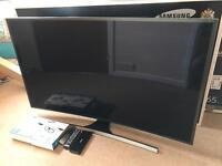 """Samsung Series 8, 55"""" 4K SUHD Television (UE55JS8500 with 2 pairs 3D Glasses"""