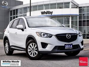 Mazda CX-5 FWD 4Dr Auto GX 2014