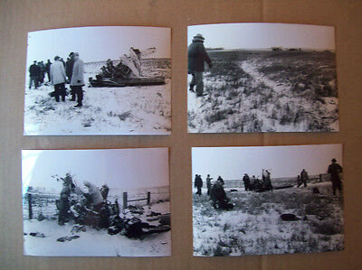 Big Bopper Buddy Holly Ritchie Valens Feb 3 1959 11 Photographs