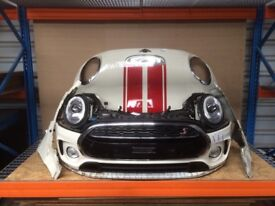 Complete Front End Bonnet Bumper Radpack Wings LED Mini Clubman S F54 850