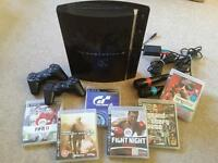 PS3 Sony PlayStation 2 Controllers and Games 60GB
