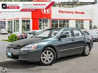 2004 Honda Accord EX-L - BC VEHICLE - WELL SERVICED - GARAGE KEP