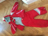 Ski jacket and trousers children's 2-3