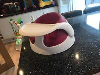 Mamas and Papas baby Snug Bumbo type seat