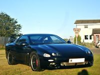 Mitsubishi GTO MK2 MR Twin turbo factory racing variant 1 of 500 produced