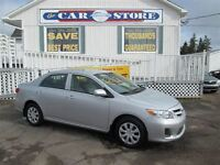 2013 Toyota Corolla CE HTD SEATS!! AUTO!! CRUISE!! PW PL! NEWLY
