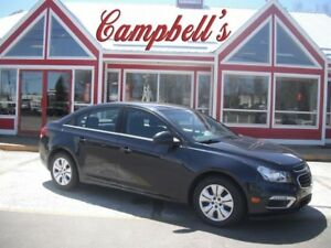 2015 Chevrolet Cruze LT BACK UP CAMERA BLUETOOTH VOICE ASSIST