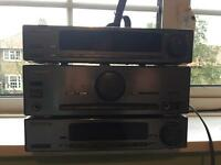 Pioneer A-P710 stereo