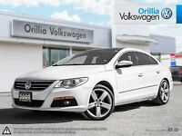 2009 Volkswagen CC Luxury Highline