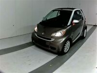 2011 smart fortwo passion NAVIGATION, CONVERTIBLE