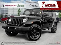 2015 Jeep WRANGLER UNLIMITED Sahara | ALL OUT CLEAR OUT | CERTIF