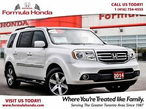 2014 Honda Pilot TOURING | NAVIGATION | ALL WHEEL DRIVE