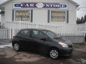 2014 Toyota Yaris LE 5DR HATCHBACK AUTOMATIC AIR CRUISE