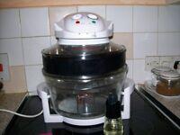 Air fryer 2 in 1 healthy frying