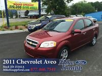 2011 Chevrolet Aveo LS *Gas Saver