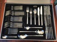 44 Piece Designer Cutlery Set