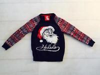 Boys Age 6 Christmas jumper