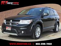 2013 Dodge Journey SXT - Alloy Wheels, Touring Suspension